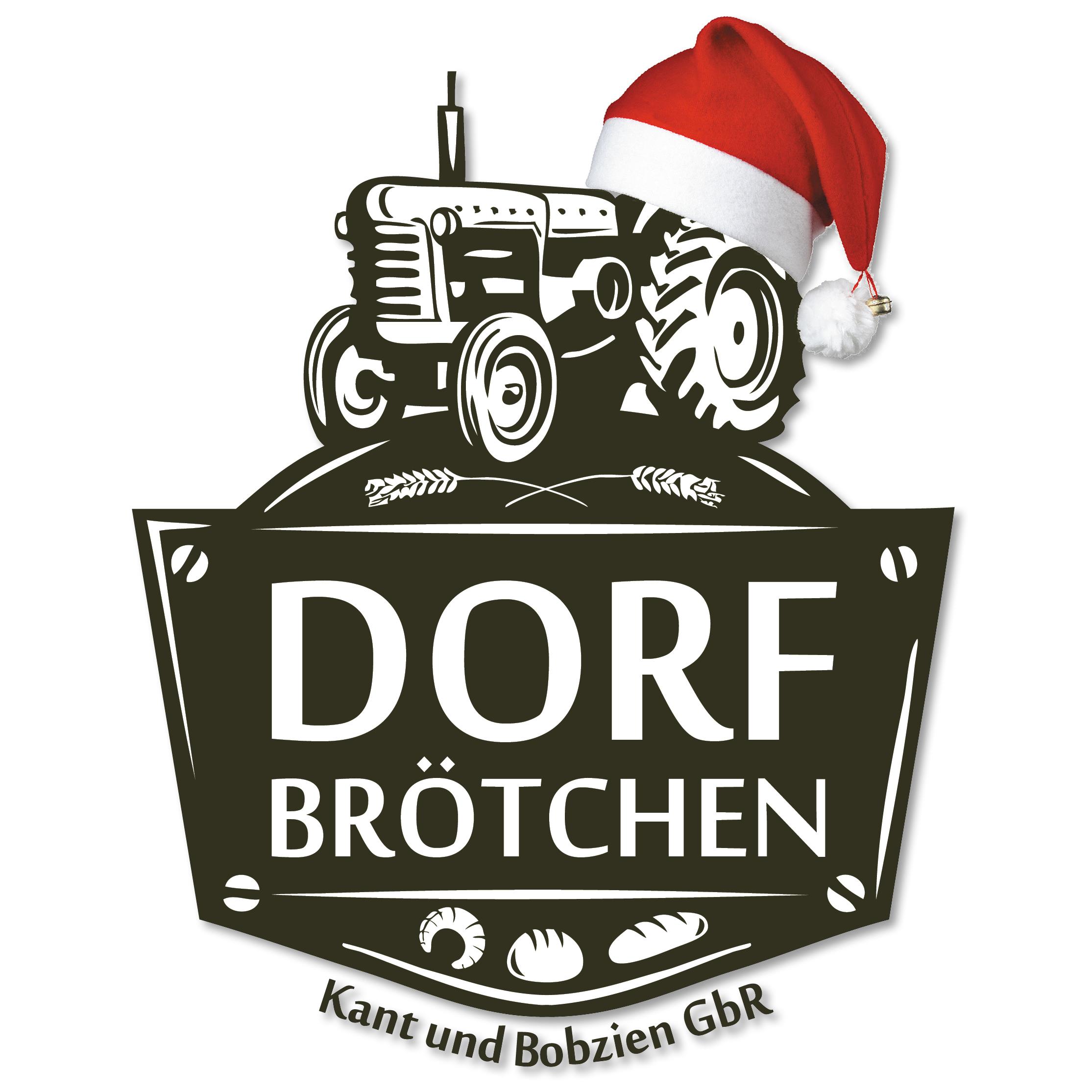 DorfBrötchen Logo Weihnachten